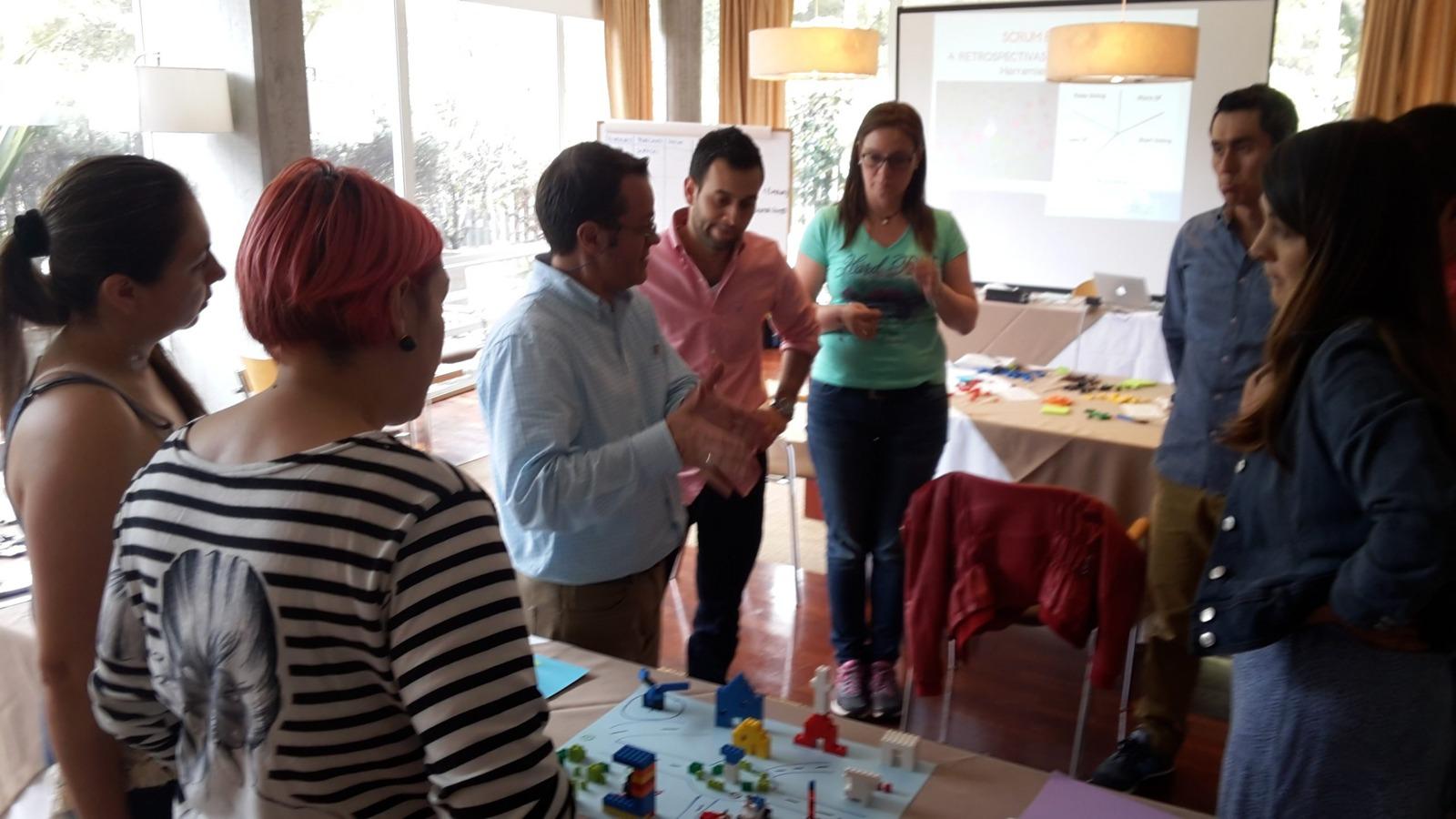 Aprende SCRUM jugando LEGO - ALTUS